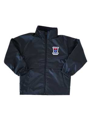 St Joseph's (Orakei) Waterproof Adults Jacket Navy